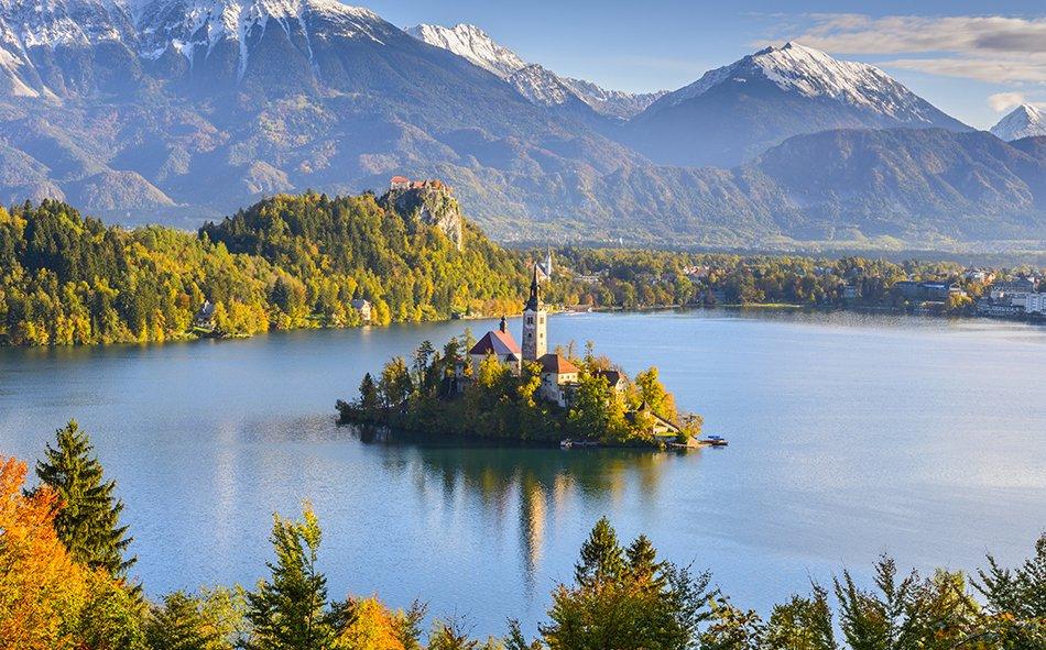 Bezienswaardigheden Slovenie