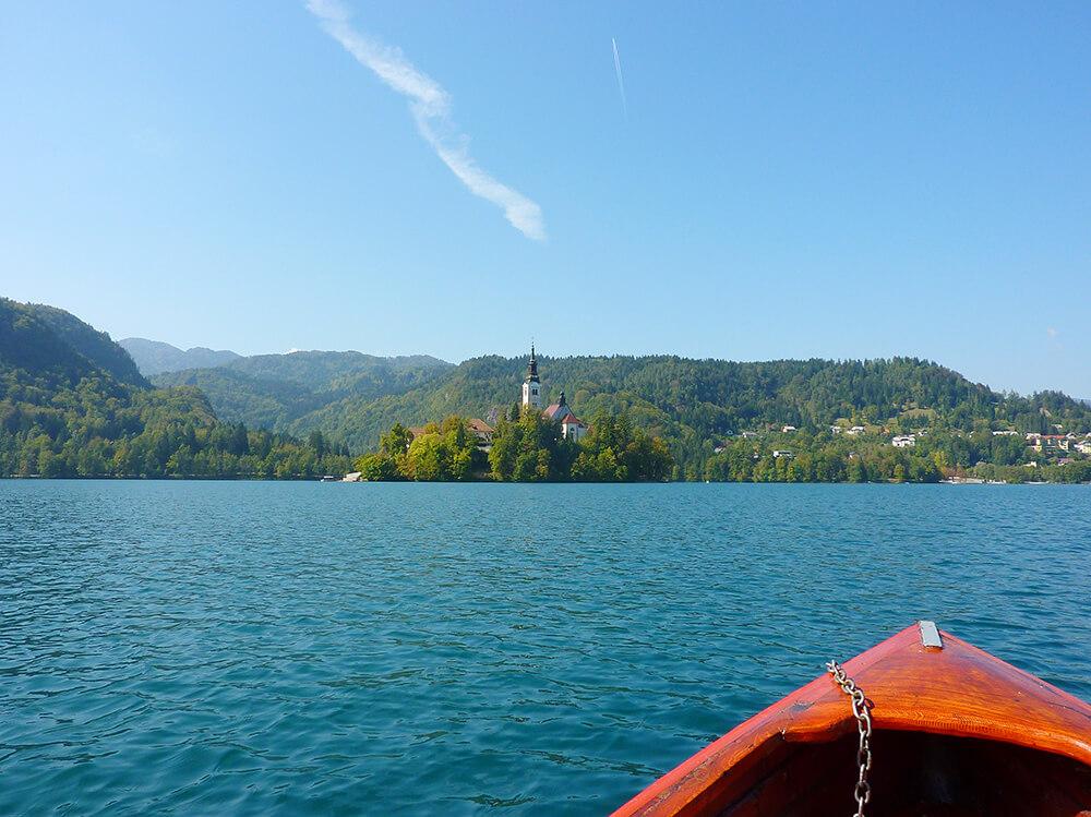 Bezienswaardigheden Slovenië: Bled