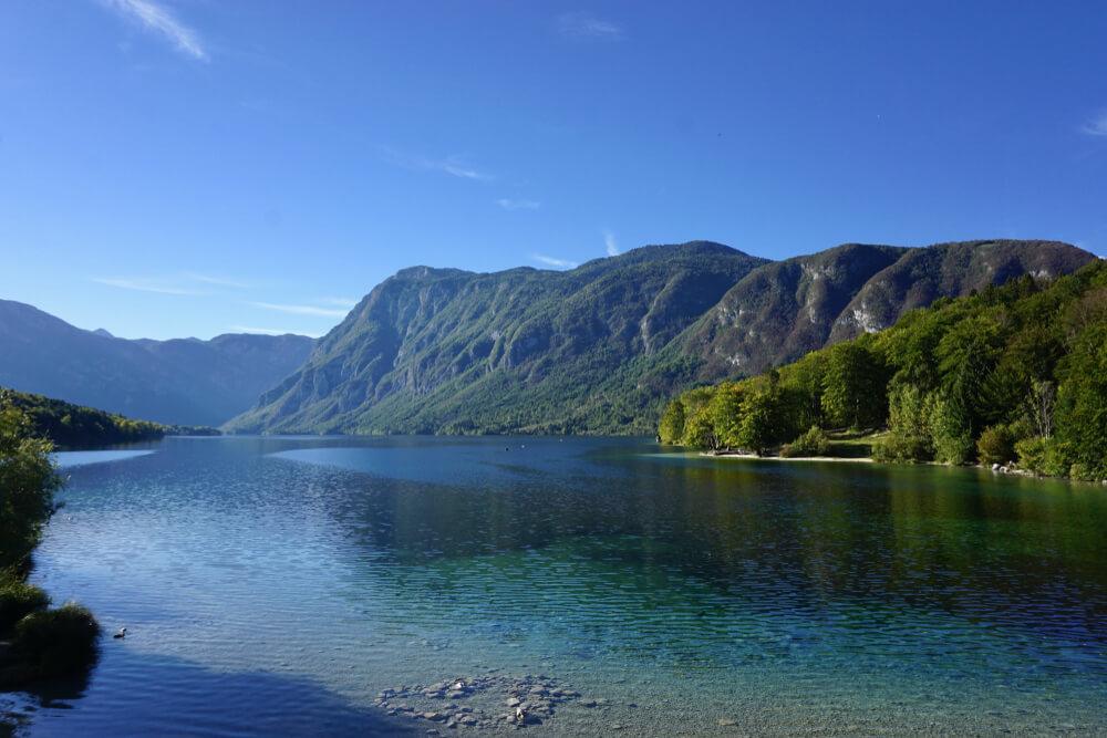 Bezienswaardigheden Slovenië: Bohinj