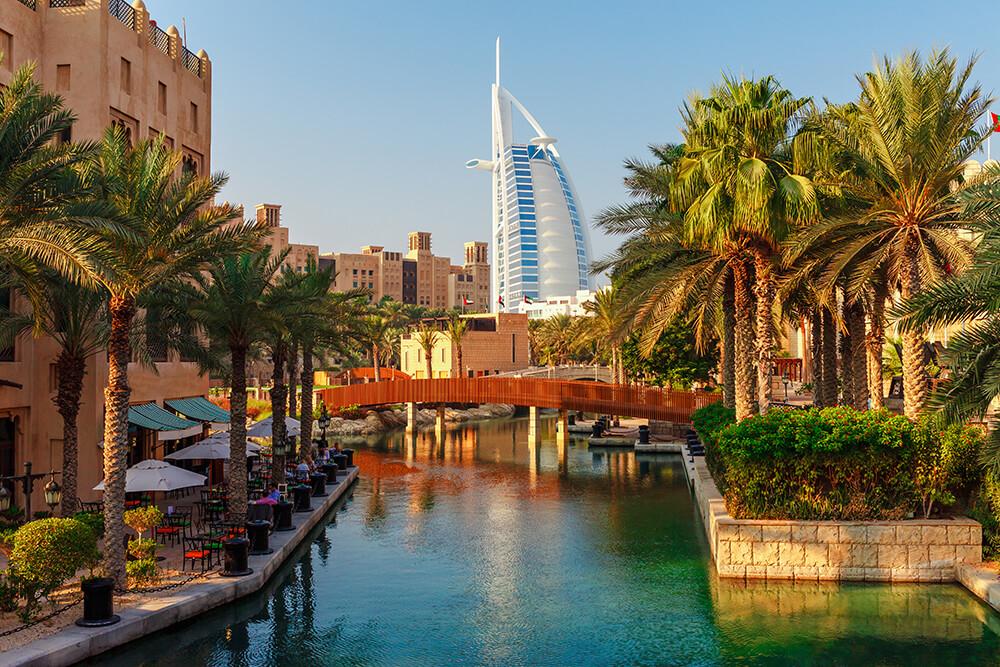 Gratis stopover: Dubai