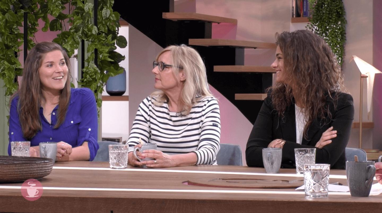 Chantal Schram / Reisdoc.nl bij Koffietijd