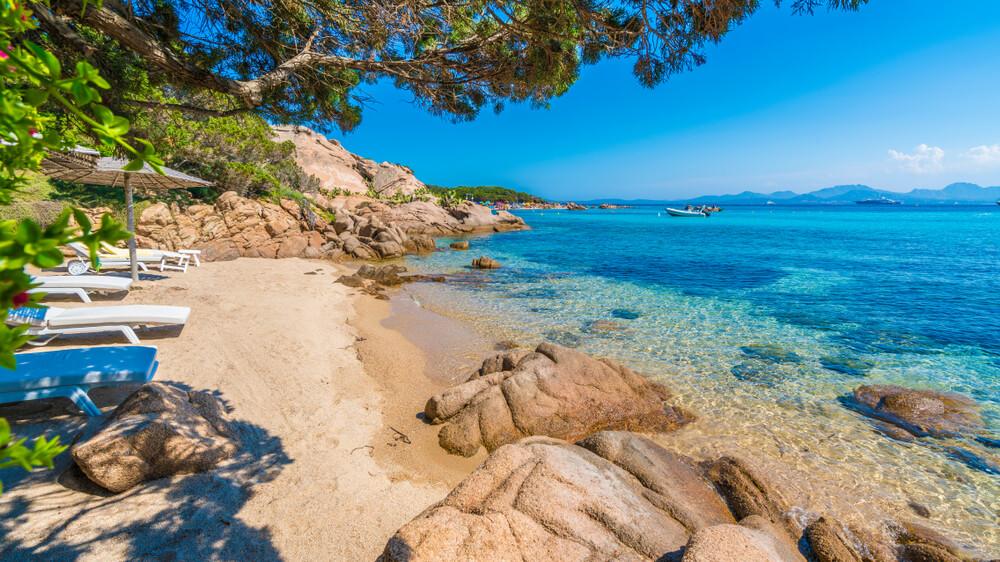 Stranden Sardinië: Capriccioli