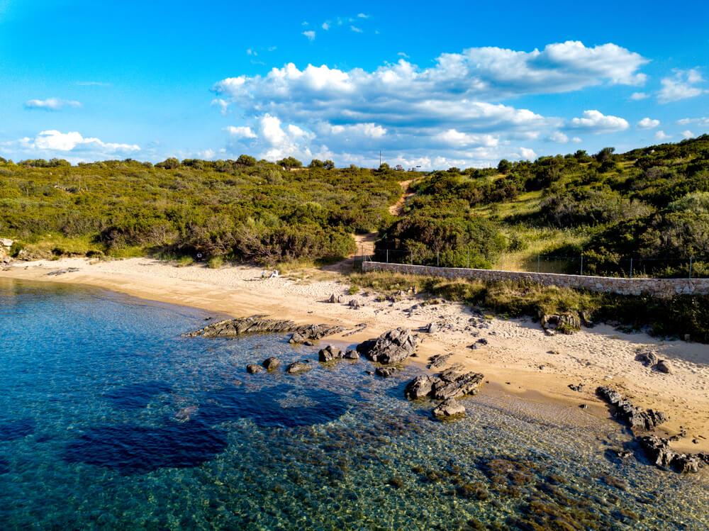 Stranden Sardinië: Golfo Aranci