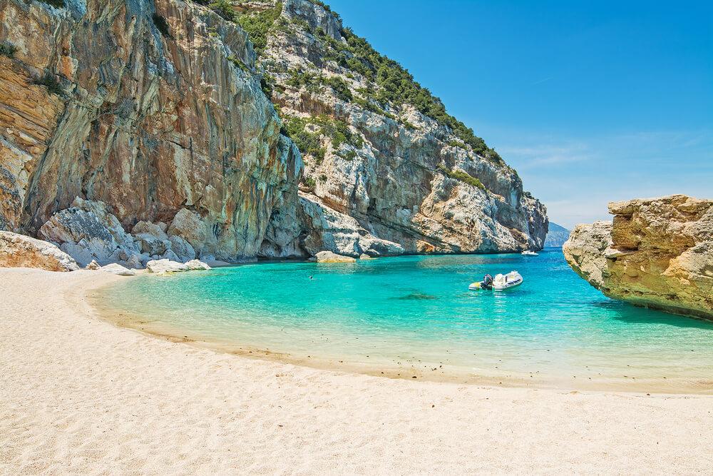 Stranden Sardinië: Cala Mariolu