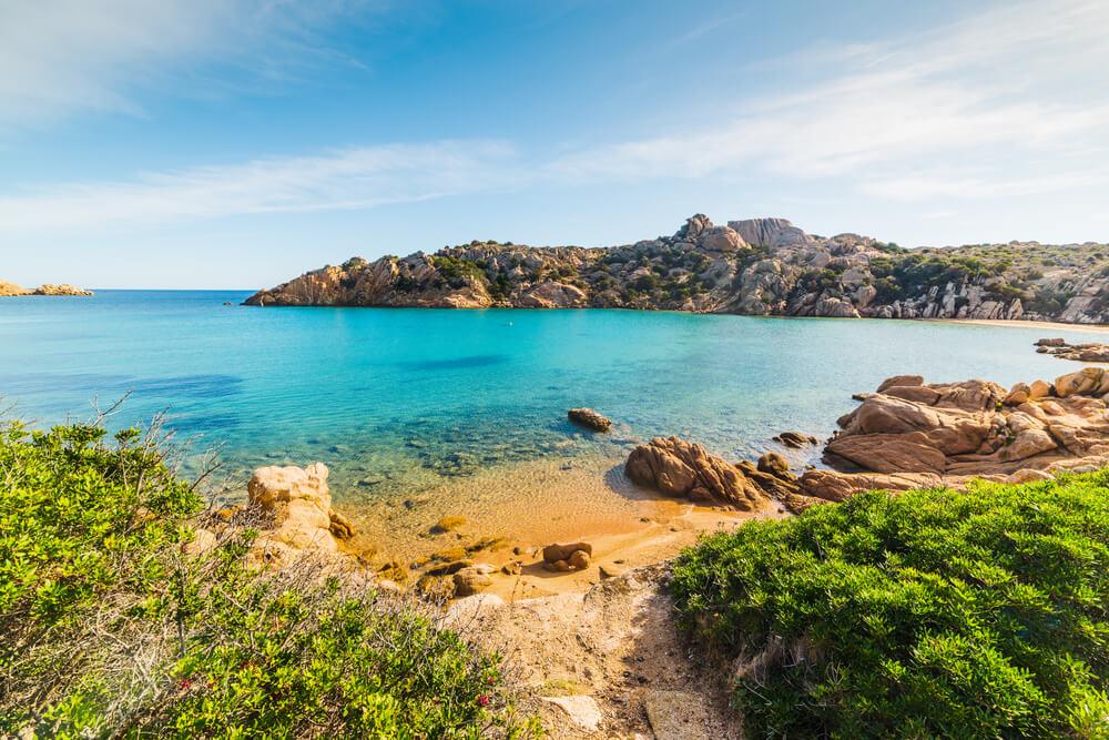 Stranden Sardinië: Cala Spalmatore