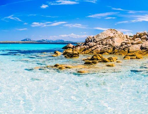 Stranden Sardinie