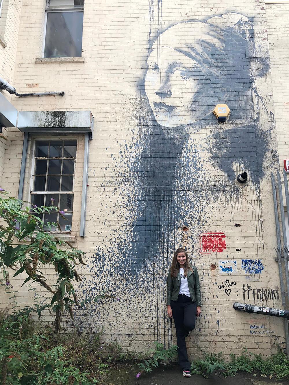 Banksy kunst: Bristol