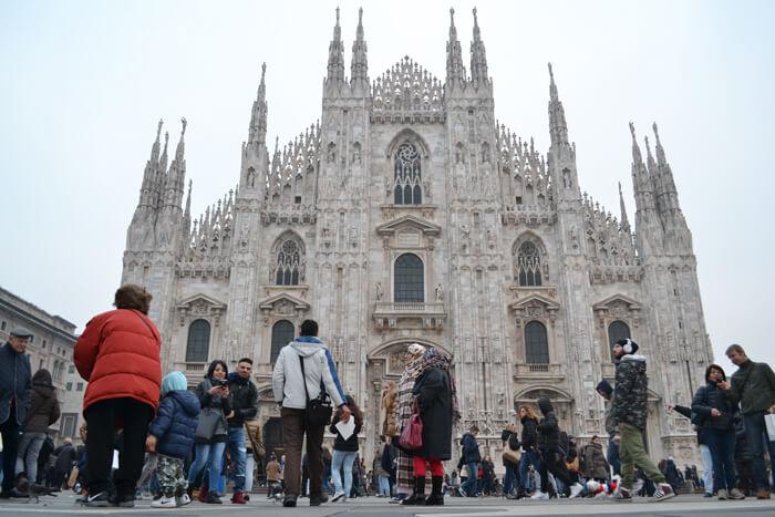 Bezienswaardigheden Milaan