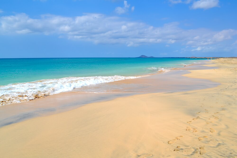 In de winter naar de zon: Kaapverdië