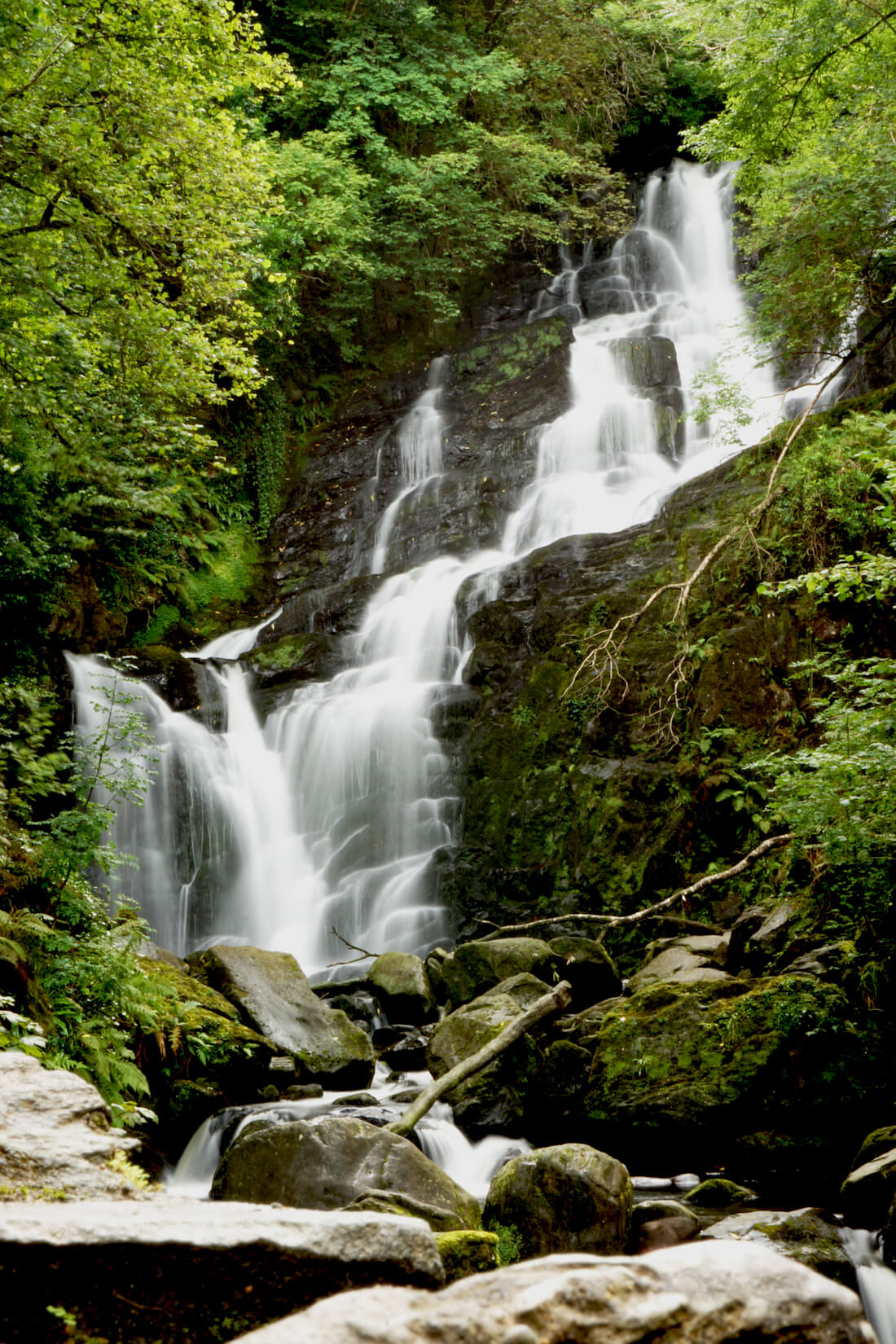 Torc Waterfall - Killarney National Park