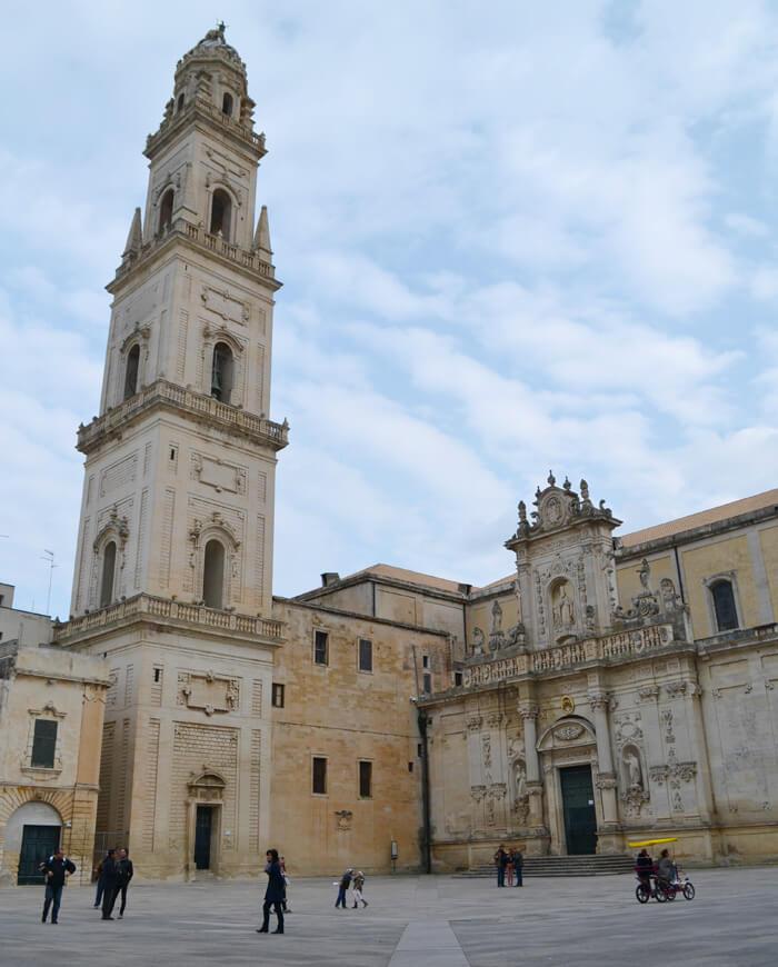 Bezienswaardigheden Puglia: Lecce