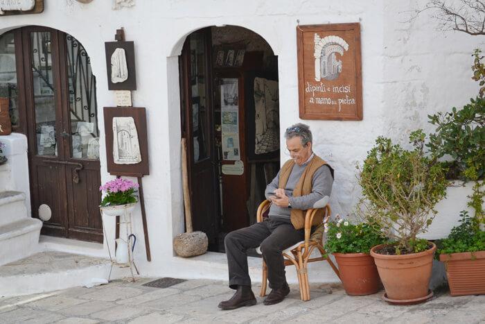 Bezienswaardigheden Puglia: Ostuni