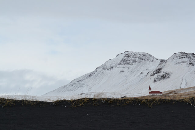 Vík, IJsland
