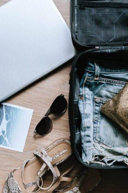 Meenemen op vakantie
