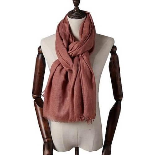 Meenemen op vakantie: sjaal