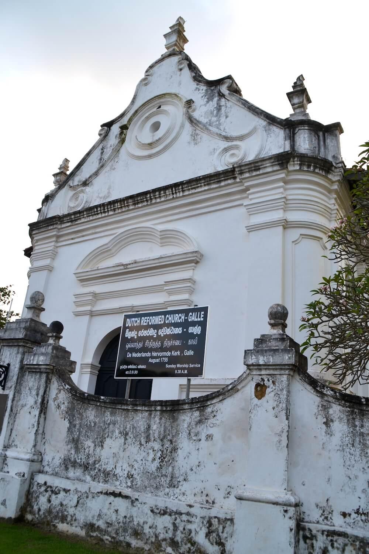 Wat te doen in Sri Lanka: Galle