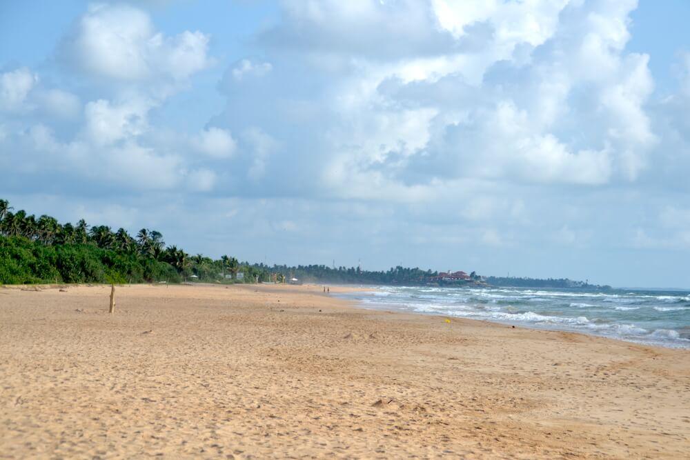 Wat te doen in Sri Lanka: stranden