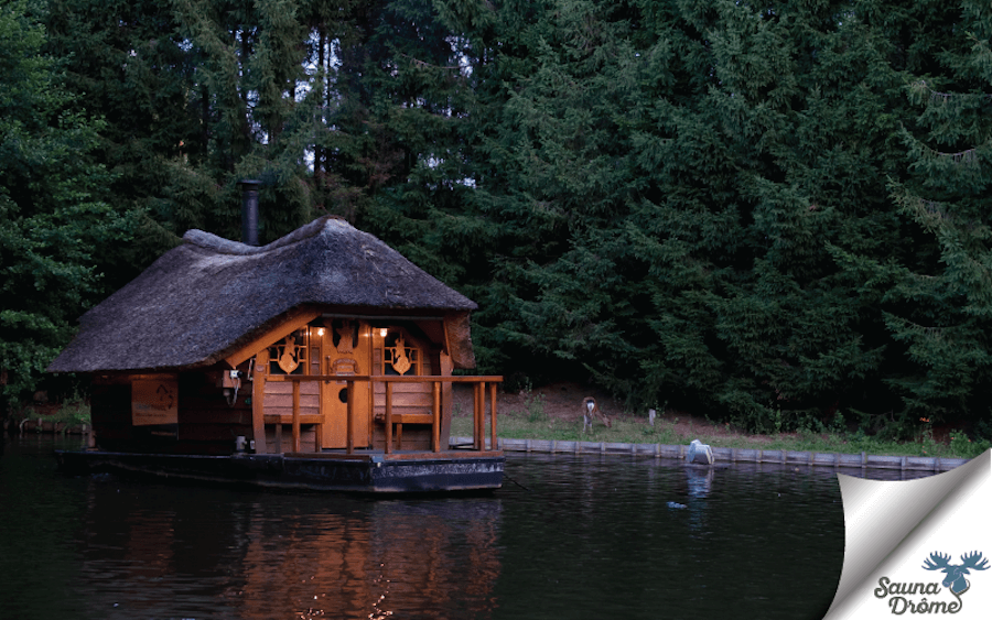 Beste sauna van Nederland: Sauna Drome
