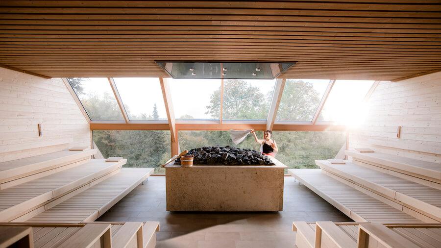 Beste sauna van Nederland: Thermae 2000