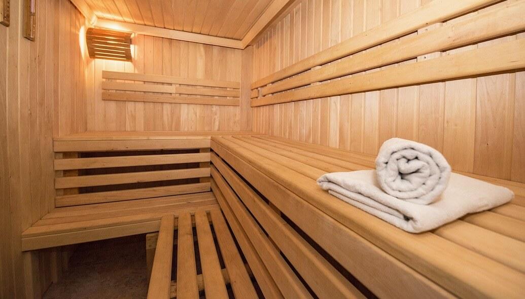 Beste sauna van Nederland