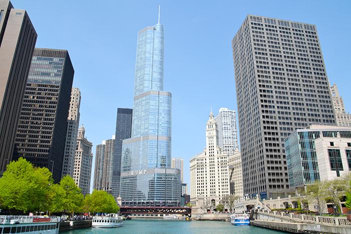 Bezienswaardigheden Chicago: River Cruise