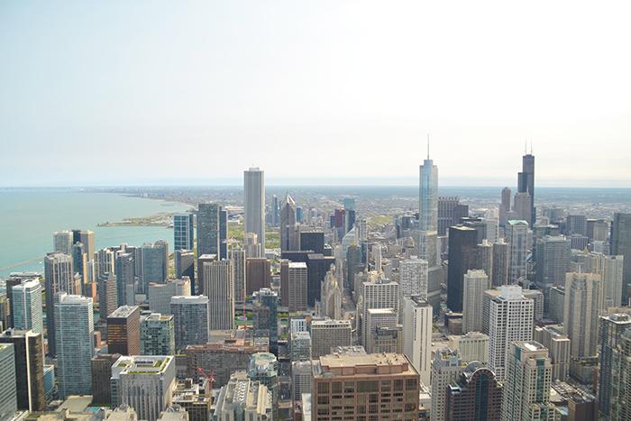 Bezienswaardigheden Chicago: 360 Chicago