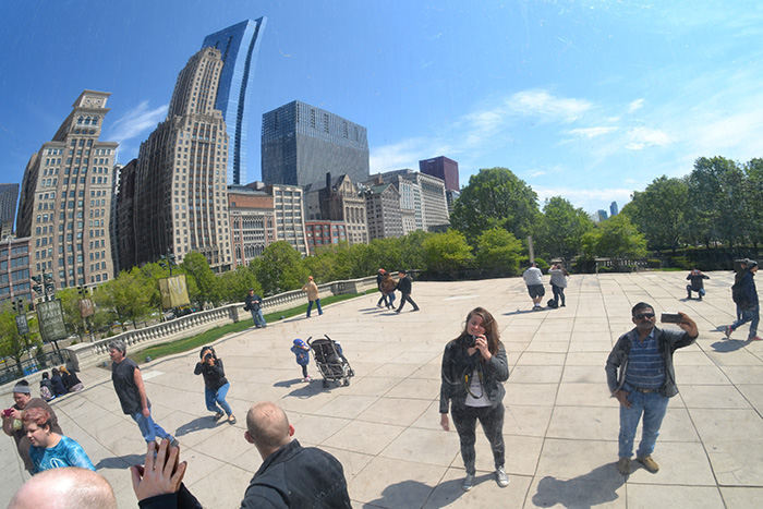 Bezienswaardigheden Chicago: Millennium Park