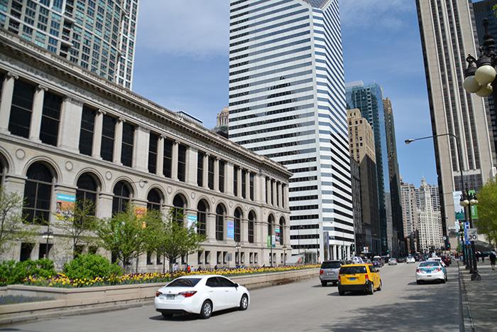 Bezienswaardigheden Chicago: Chicago Cultural Center