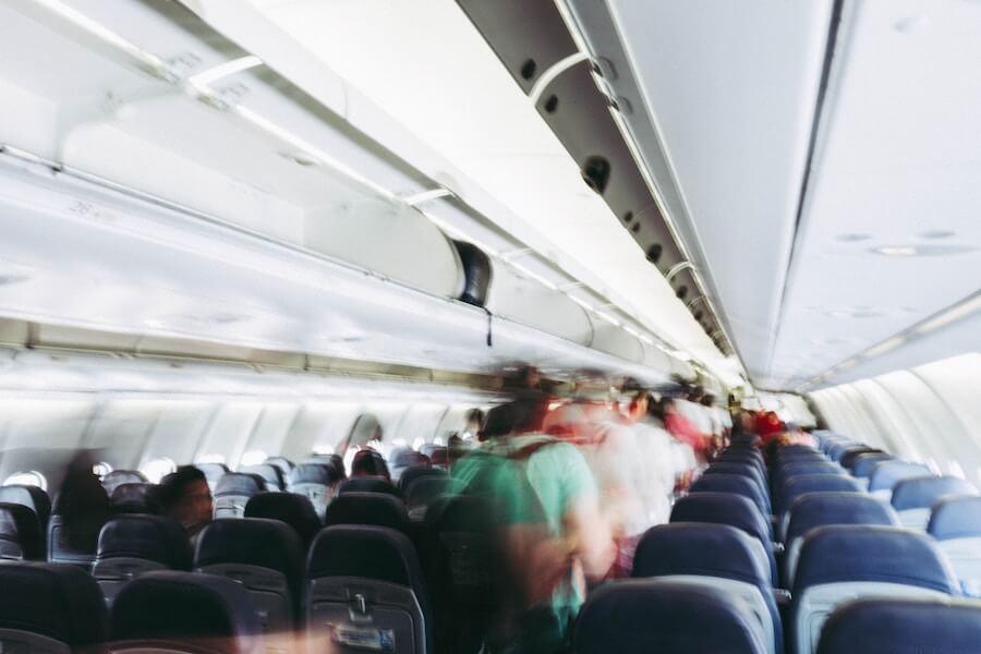 Regels handbagage: vliegtuig