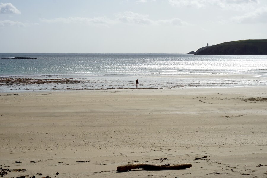 Roadtrip Ierland: Red Strand Beach