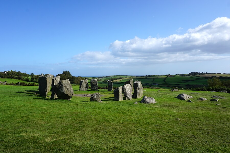 Roadtrip Ierland: Drombeg Stone Circle
