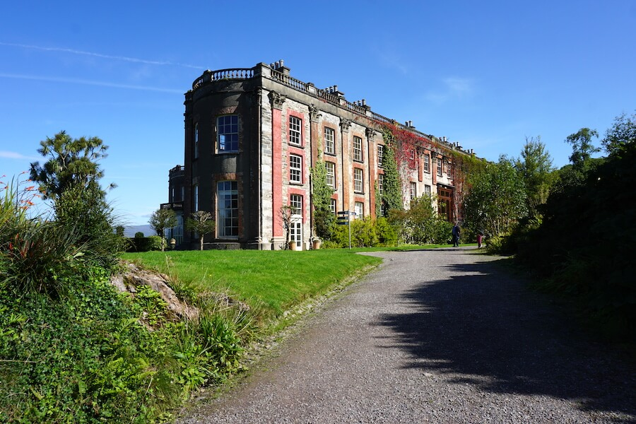 Roadtrip Ierland: Bantry House