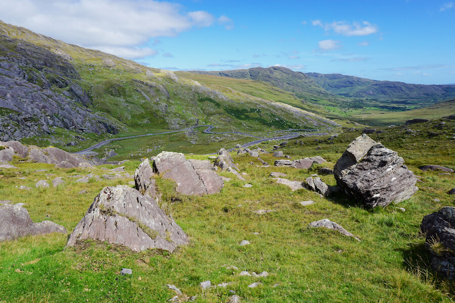 Roadtrip Ierland: Healy Pass
