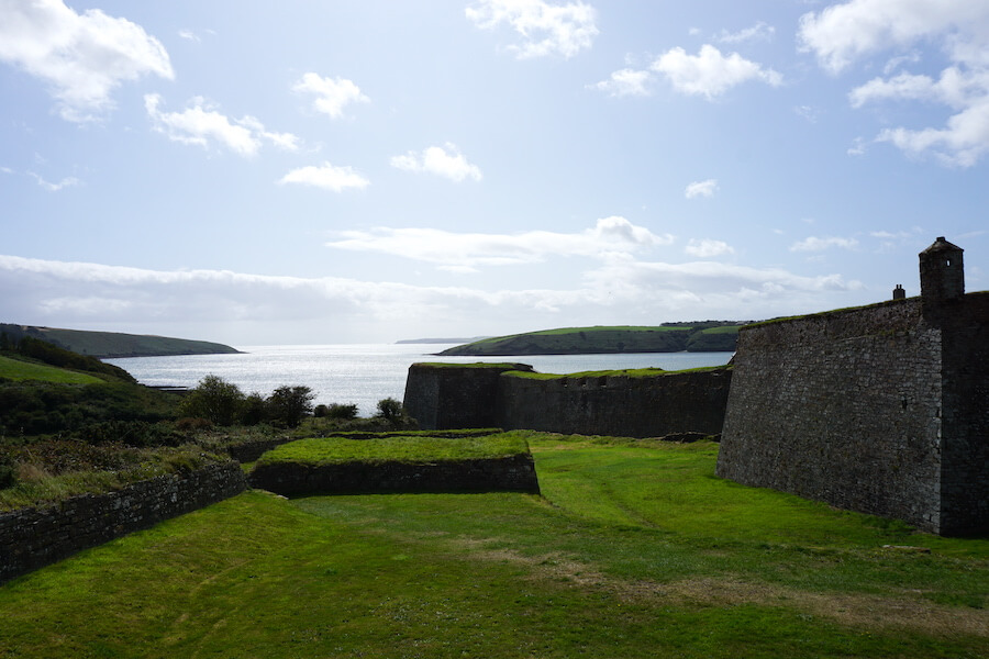 Roadtrip Ierland: Charles Fort