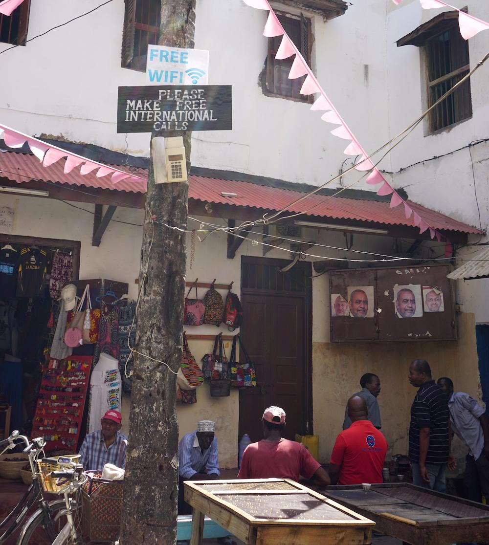Bezienswaardigheden Stone Town, Zanzibar: Jaws Corner