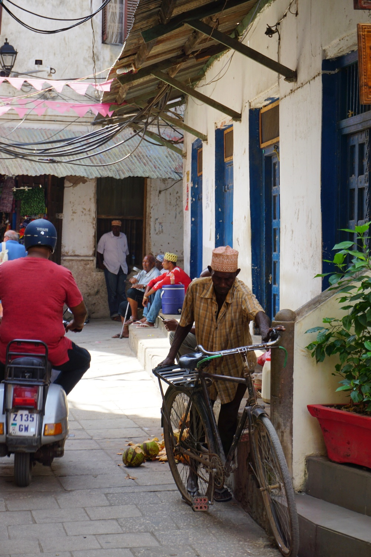 Bezienswaardigheden Stone Town, Zanzibar