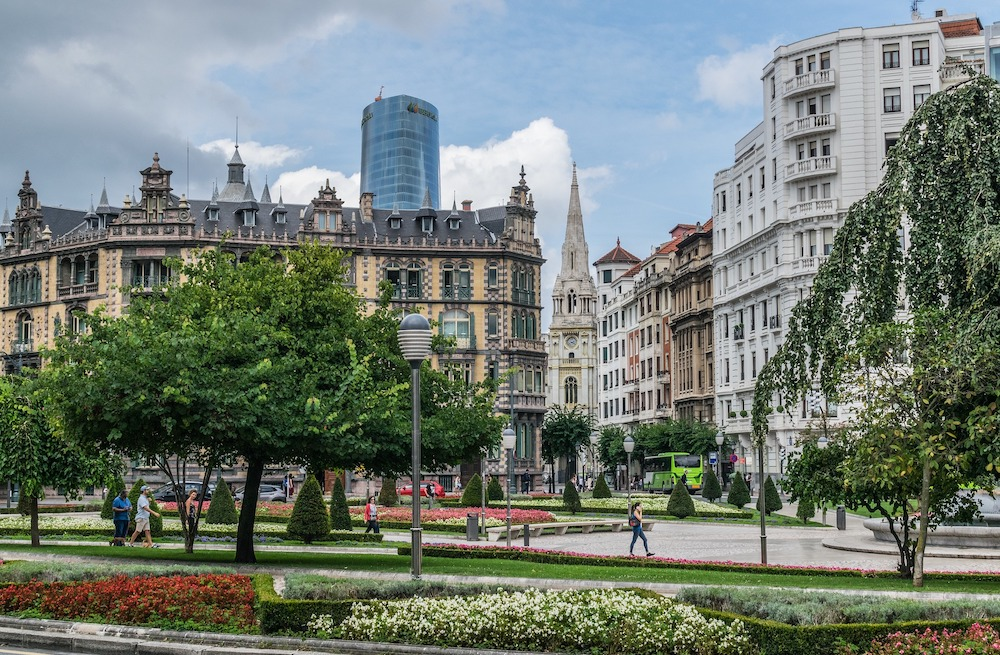 Leuke steden Spanje: Bilbao
