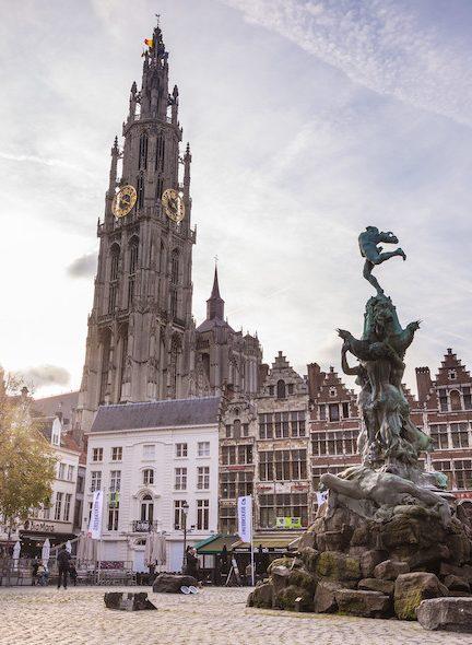 Bezienswaardigheden Antwerpen