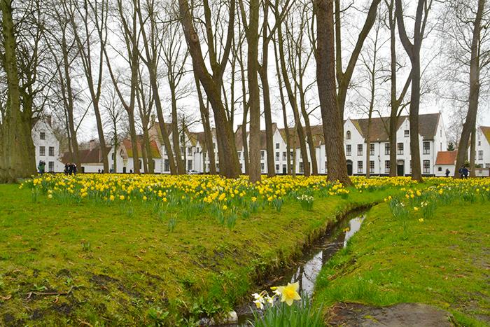Bezienswaardigheden Brugge: Prinselijk Begijnenhof