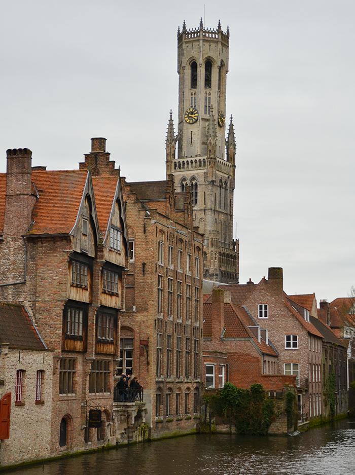Bezienswaardigheden Brugge: Belfort