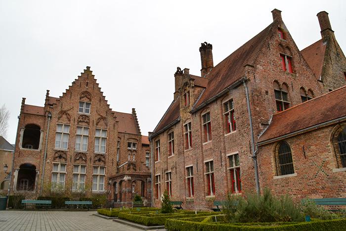 Bezienswaardigheden Brugge: St. Janshospitaal