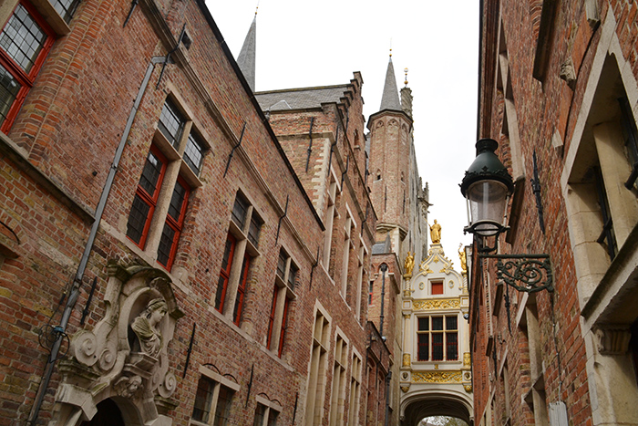 Bezienswaardigheden Brugge: centrum