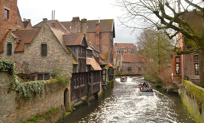 Bezienswaardigheden Brugge: rondvaart