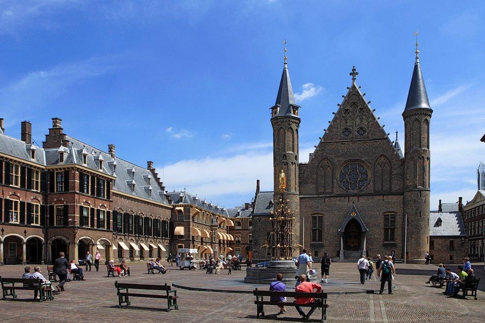Bezienswaardigheden Den Haag: Binnenhof