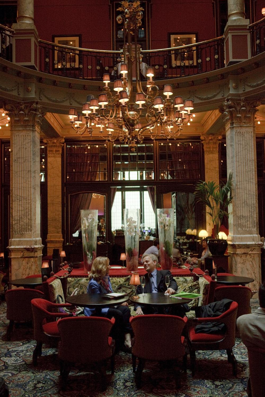 Bezienswaardigheden Den Haag: Hotel des Indes