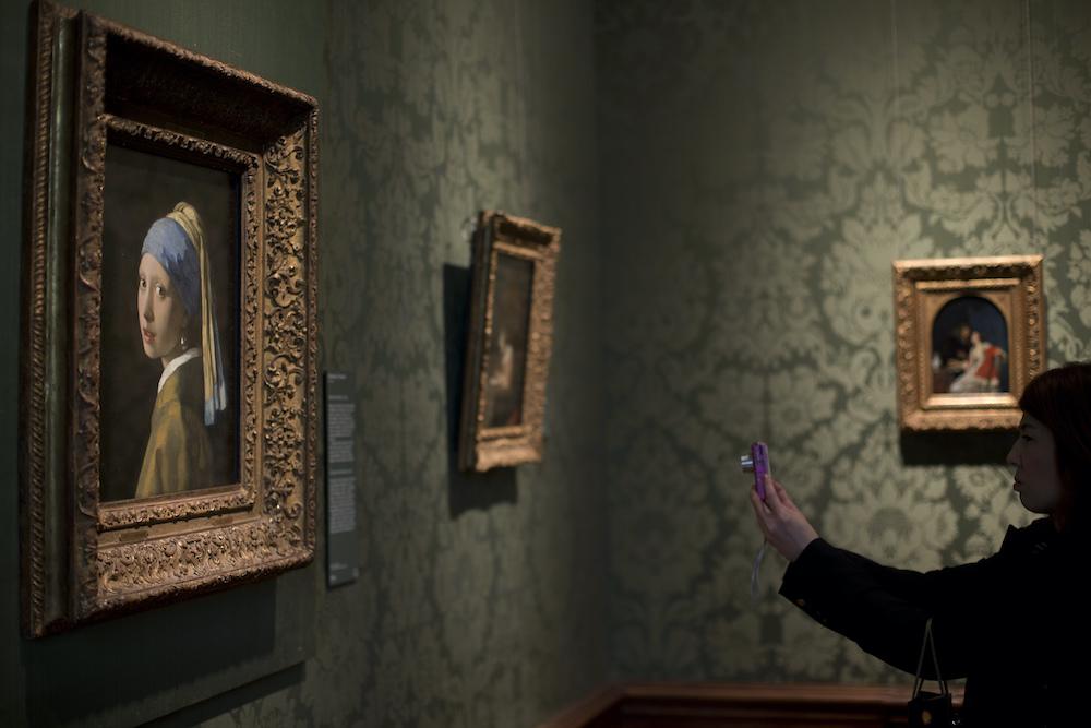 Bezienswaardigheden Den Haag: Mauritshuis
