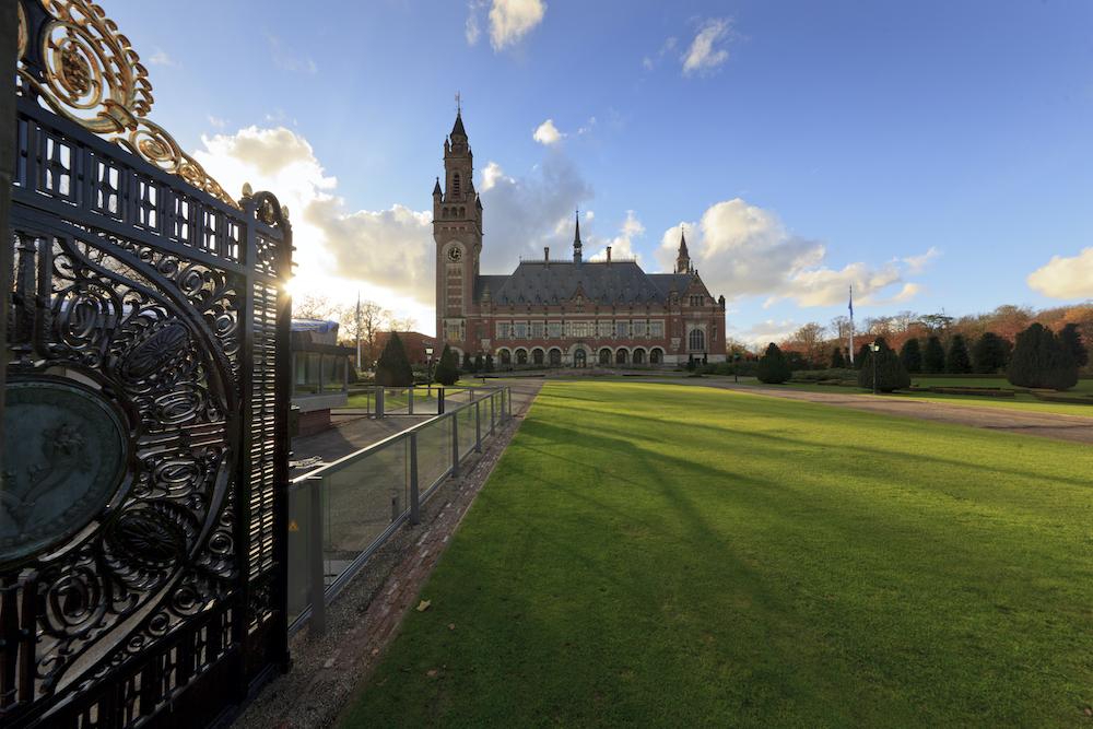 Bezienswaardigheden Den Haag: Vredespaleis