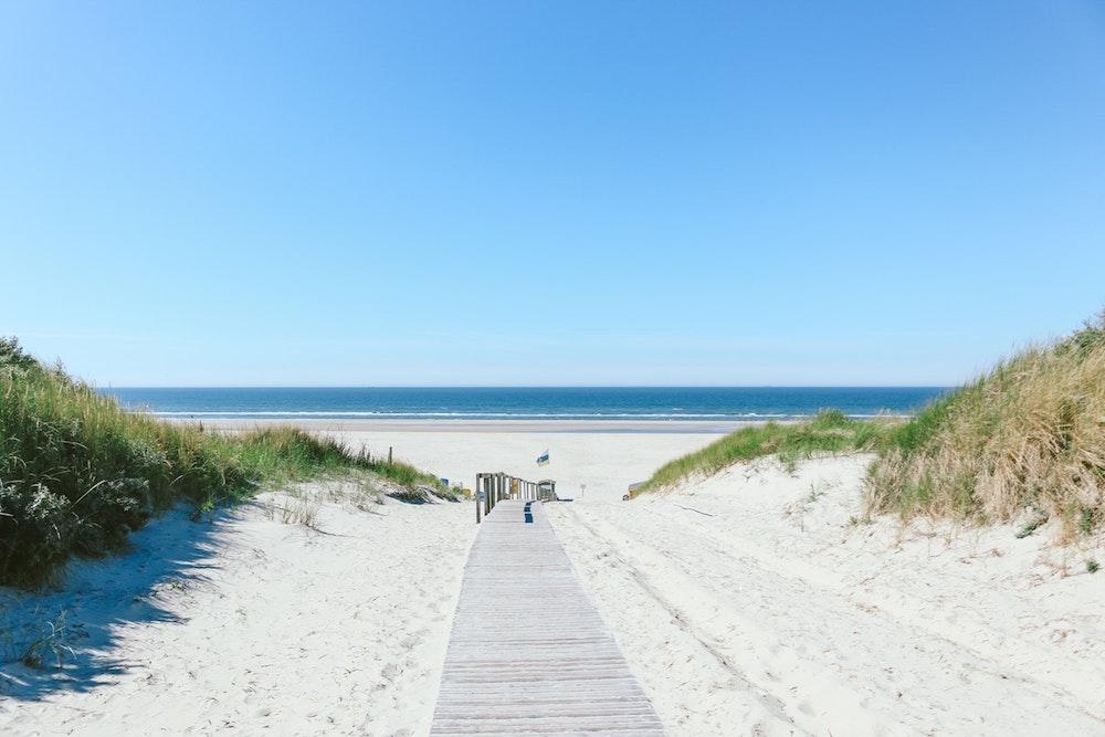 Leukste stranden Nederland: Bergen aan Zee
