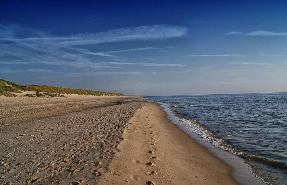 Leukste stranden Nederland: Callantsoog