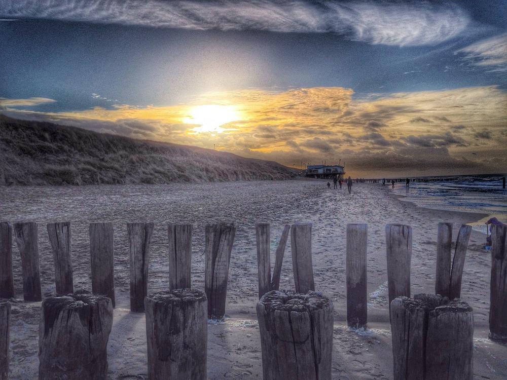 Leukste stranden Nederland: Domburg